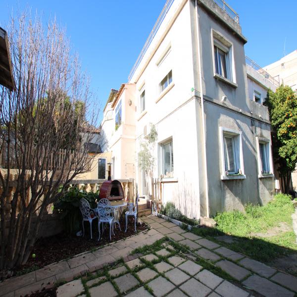 Offres de vente Maison Marseille 13004